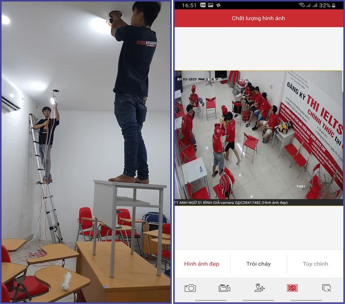 dịch vụ lắp đặt camera quan sát quận phú nhuận giá rẻ