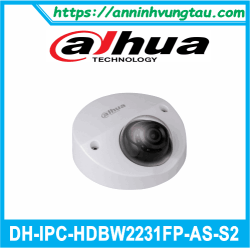 Camera Quan Sát DAHUA IP DH-IPC-HDBW2231FP-AS-S2