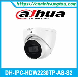 Camera Quan Sát DAHUA IP DH-IPC-HDW2230TP-AS-S2