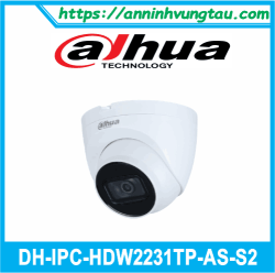 Camera Quan Sát DAHUA IP DH-IPC-HDW2231TP-AS-S2