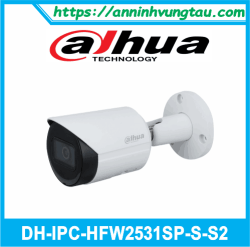 Camera Quan Sát DAHUA IP DH-IPC-HFW2531SP-S-S2
