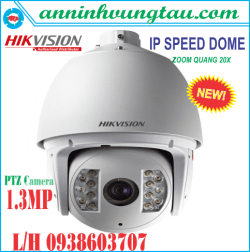 Camera Quan Sát HIKVISION IP SPEED DOME HIKVISION DS-2DF7274-A