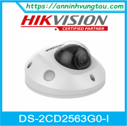 Camera Quan Sát IP DS-2CD2563G0-I