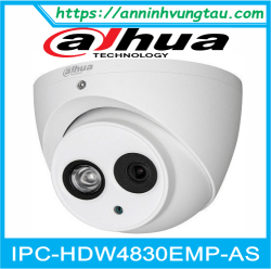 Camera Quan Sát IP IPC-HDW4830EMP-AS
