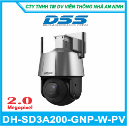 Camera Quan Sát IP WIFI DH-SD3A200-GNP-W-PV