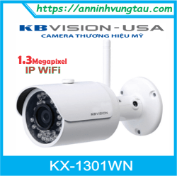 Camera Quan Sát IP WIFI KBVISION KX-1301WN 1.3MP