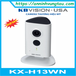 Camera Quan Sát IP WIFI KBVISION KX-H13WN