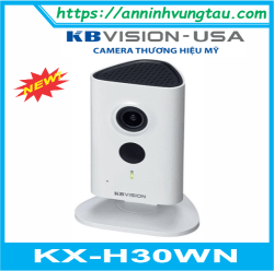 Camera Quan Sát IP WIFI KX-H30WN