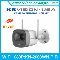 Camera Quan Sát KB ONE IP WIFI KN-2003WN.PIR