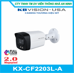 Camera Quan Sát KB-VISION KX-CF2203L-A FULL COLOR