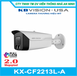 Camera Quan Sát KB-VISION KX-CF2213L-A FULL COLOR