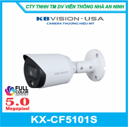 Camera Quan Sát KB-VISION KX-CF5101S FULL COLOR