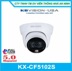 Camera Quan Sát KB-VISION KX-CF5102S FULL COLOR
