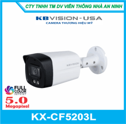 Camera Quan Sát KB-VISION KX-CF5203L FULL COLOR