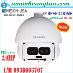 Camera Quan Sát KBVISION IP SPEED DOME KBVISION KX-2308IRSN