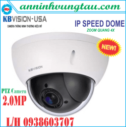 Camera Quan Sát KBVISION IP SPEED DOME KBVISION KH-N2007Ps