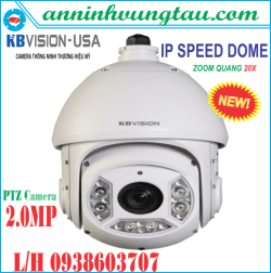 Camera Quan Sát KBVISION IP SPEED DOME KBVISION KX-2006PN