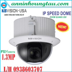 Camera Quan Sát KBVISION IP SPEED DOME KBVISION KX-1006PN