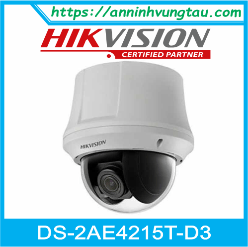 Camera Quan Sát SPEEDOME DS-2AE4215T-D3