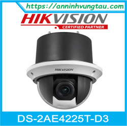 Camera Quan Sát SPEEDOME DS-2AE4225T-D3
