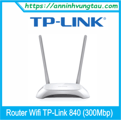 Router Wifi TP-Link 840 (300Mbp)