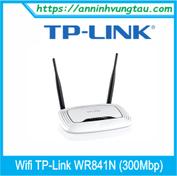 Router Wifi TP-Link WR841N (300Mbp)