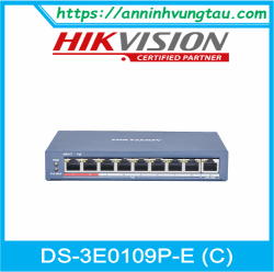 Switch HIKVISION DS-3E0109P-E(C)