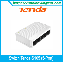 Switch Tenda S105 (5-Port)
